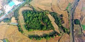江西发现史前环壕遗址