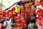 外媒:年味渐浓,世界各地华侨华人忙起来