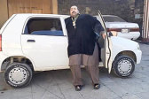巴基斯坦一890斤男子征婚 要求體重至少200斤