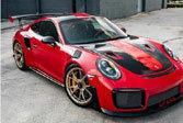 保时捷911 GT2 RS超清大片送你做屏保!