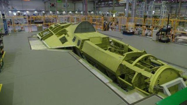 韩国将推出KF-X隐身战机原型机