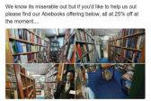 """百年书店凭一条推文""""起死回生"""""""