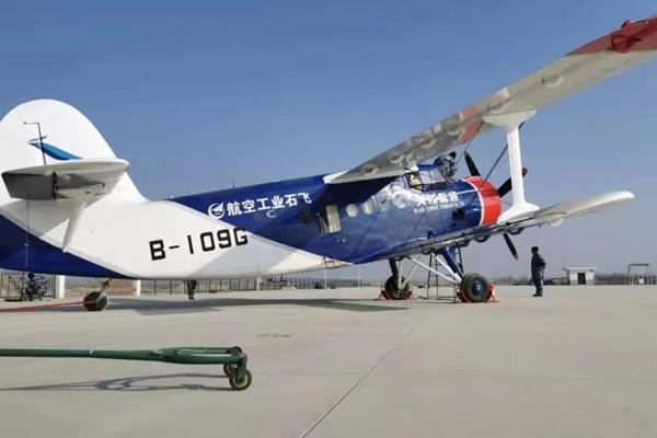 载荷1.5吨!运五B运输机改装的无人机成功试飞