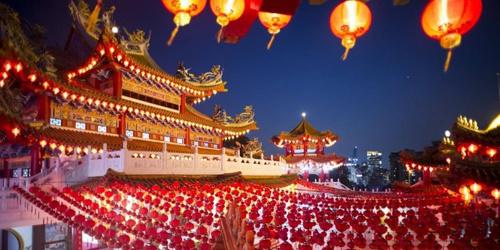 日媒:神州正努力将新春打造成永利性节日