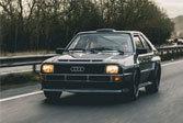 Audi Sport Quattro 復古款外形炫酷!