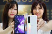 夏普公司推出全新5G智能手机