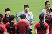 中國女足抵達悉尼?備戰奧運會預選賽