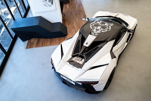 迪拜:W?Motors汽车公司计划发展电动汽车业务