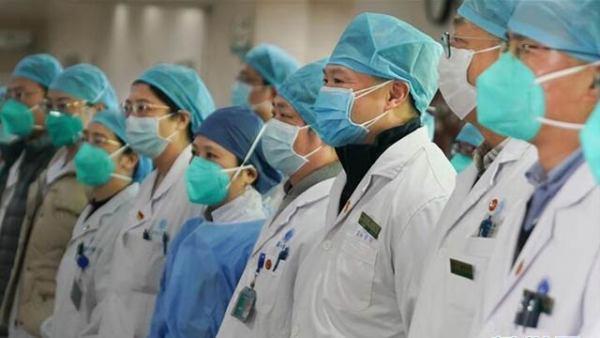 抗击新型冠状病毒感染的肺炎突击队成立