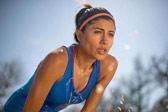 当跑步遇到高温 这些穿着细节你注意到了吗?