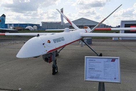 俄军加大无人机研发投入智能化作战成趋势