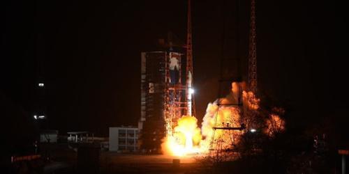 一箭四星!中国成功发射4颗新技术试验卫星