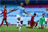 英超:曼城4-0胜利物浦