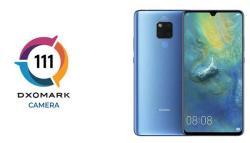DXO发布华为Mate20X手机拍照评测