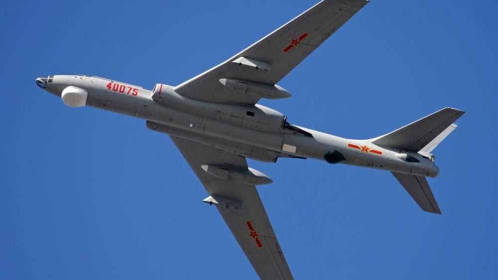 突破第一岛链!中国空军为何用这型老飞机?原来大有来头
