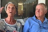澳老夫妻被问隔离方式 老太太回绝与丈夫一起