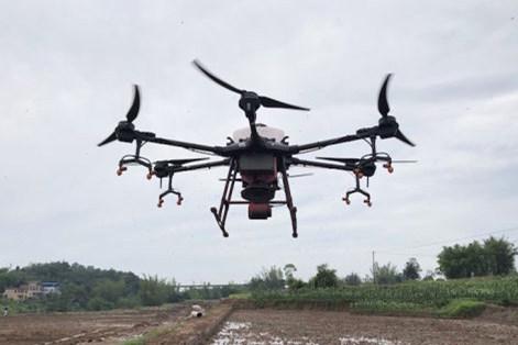 无人机播种 一亩地仅需3分钟