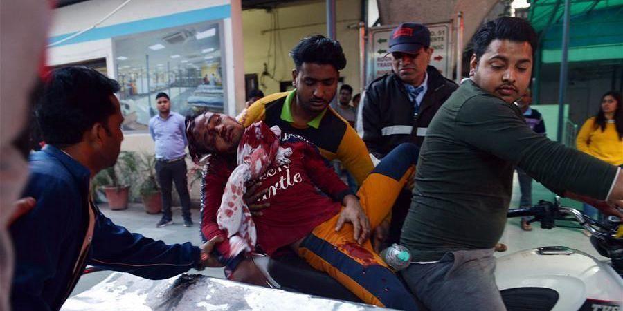 泰国首都地区骚乱死亡人数升至13人口