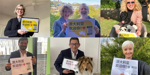 澳媒:为挽回中澳关系澳商界学界出手了