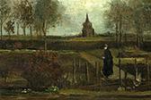 梵高生日当天,其画作在荷兰博物馆被盗