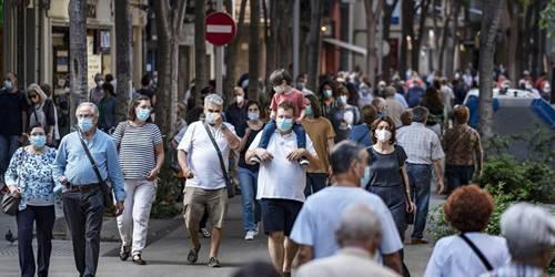 西班牙加区:公共场所必须佩戴口罩