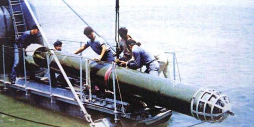 时隔13年,台军剑龙级潜艇将再次试射德制鱼雷