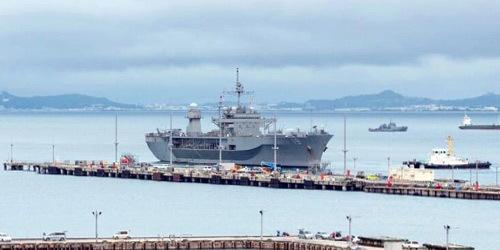 美军舰为躲疫情创下70天航行纪录?上次漂这么久还是在越南战争