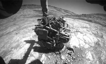 """NASA""""好奇号""""在火星迷失方向"""