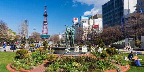 东京奥运会马拉松将在札幌大通公园举行