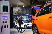 2020年加拿大国际车展举行新能源车抢眼