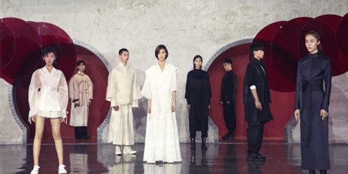 中国国际时装周2020秋冬设计师王笑石专场发布会