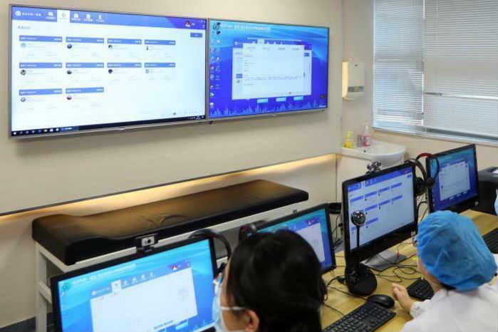 南京互联网医院助力疫情防控