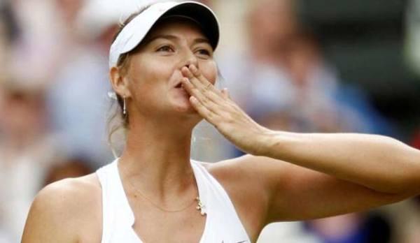 网球运动员莎拉波娃宣布结束职业生涯