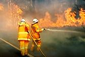 澳洲山火有望出现转机