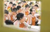 广东:考前2周实施健康监测 考前1小时测温入场