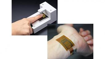 JDI薄型可弯曲图像传感器可读取脉搏波和指纹