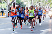 马拉松等大型体育运动赛事因疫情防控暂不恢复