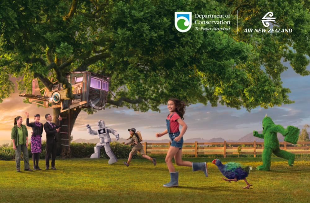 国际观察┃专访新西兰航空  宏观全球环境可持续发展