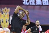 CBA复赛第二阶段:北京控股胜时代中国广州