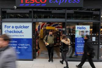 乐购集团在伦敦开办首家无现金超市