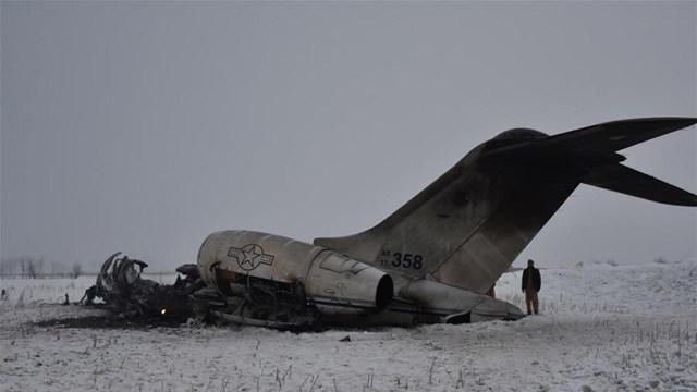 阿富汗塔利班称击落美国中央情报局飞机