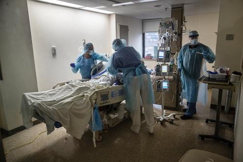 美CDC讲述:美国少数族裔人群新冠住院率是白人的近四倍 第1张
