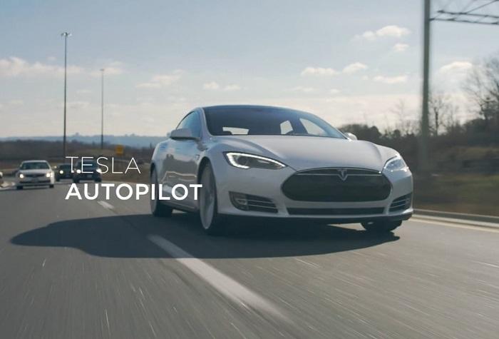 马斯克透露特斯拉有意开测自动停车功能 允许用户提前唤醒停车场上的电动汽车