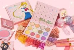 Colourpop推《美少女战士》化妆品套装