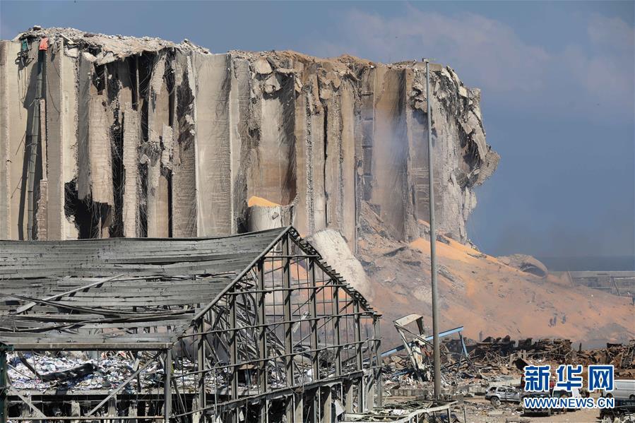 allbet gaming下载:黎巴嫩贝鲁特:爆炸事后 第6张