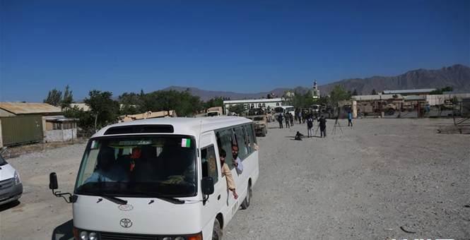 阿富汗政府释放900名塔利班在押人员