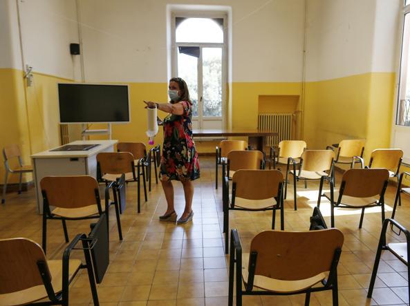 意大利开学在即 教职人员缺口30万