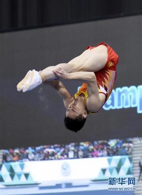 世界杯系列赛巴库站:高磊获男子网上个人冠军