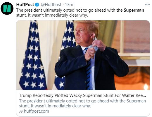 """""""惋惜!""""特朗普放弃了这个想法 第6张"""