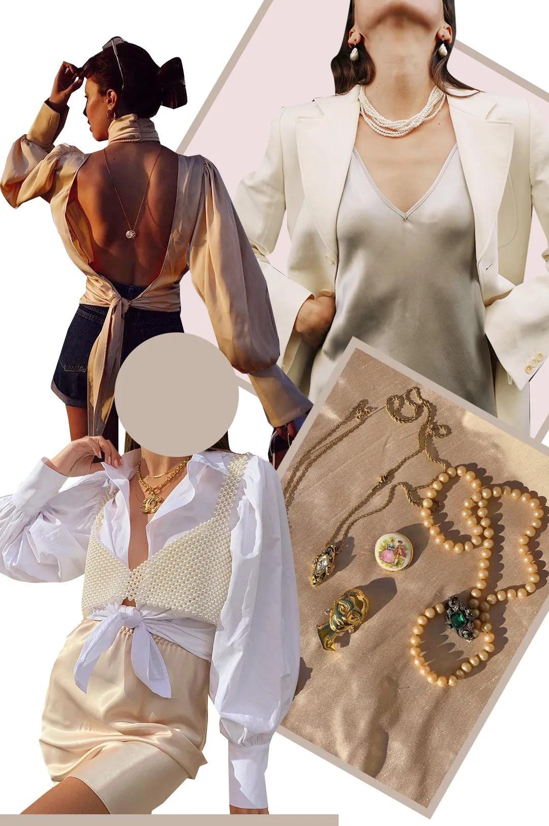 配饰永远是女生的第二件衣服